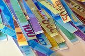 Banconota euro — Foto Stock