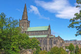 Glasgow cathedral — Stock Photo