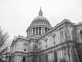 St Paul Cathedral London — Stock Photo