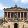 Alte National Galerie — Stock Photo