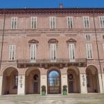 Palazzo Reale Turin — Stock Photo