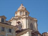 San Lorenzo church Turin — Stock Photo