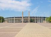Olympiastadion di berlino — Foto Stock