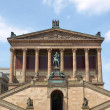 Royalty-Free Stock Photo: Alte National Galerie