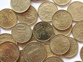 Euro coins — Zdjęcie stockowe