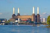 Battersea powerstation, londra — Foto Stock