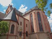St Stephan church Mainz — Stock Photo