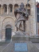 St Bonifatius monument in Mainz — Stock Photo