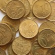 Euro coins — Stock Photo #26675071