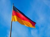 German flag — Stok fotoğraf