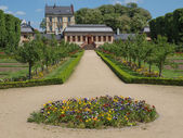 Prince Georg Garden in Darmstadt — Stock Photo