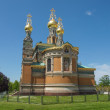 Russian Chapel in Darmstadt — Stock Photo