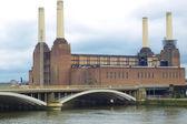 Powerstation battersea, londres — Foto Stock