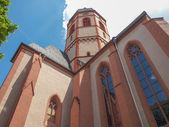 St stephan kyrka mainz — Stockfoto