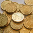 Euro coins — Stock Photo #26861205
