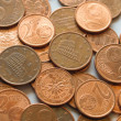 Euro coins — Stock Photo #26861391