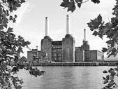 Battersea powerstation londra — Stok fotoğraf