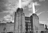 Battersea Powerstation London — Stockfoto