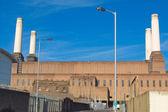 Battersea powerstation londres — Foto de Stock