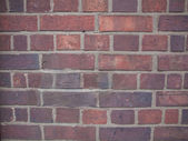 Red bricks — Foto Stock