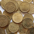 Euro coins — Stock Photo #27965063
