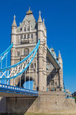 Тауэрский мост Лондон — Стоковое фото