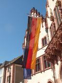 German flag — Foto de Stock