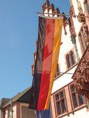German flag — Stockfoto