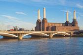 Battersea Powerstation London — Foto de Stock