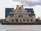 英国的特勤局建筑 — 图库照片
