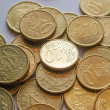 Euro coins — Stock Photo #28491561