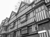 Tudor building — Stock Photo