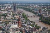 Frankfurt nad menem — Zdjęcie stockowe