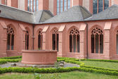 St Stephan church Mainz — Stock Photo