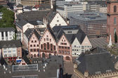 Frankfurt city hall — Stock Photo