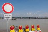 Overstromingen in duitsland — Stockfoto