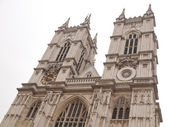 Westminster Abbey — Стоковое фото