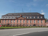 Mainz Staatskanzlei — Stock Photo