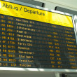 Timetable — Stock Photo #30019907