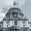 Stock Photo: St Paul Cathedral, London