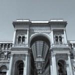 Galleria Vittorio Emanuele II, Milan — Stock Photo #30021567