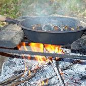 Barbecue — Foto de Stock