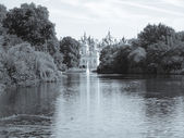 St James Park — Stockfoto