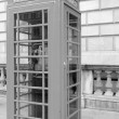 London telephone box — Stock Photo #30129149