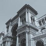 Galleria Vittorio Emanuele II, Milan — Stock Photo #30129171
