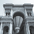 GalleriVittorio Emanuele II, Milan — Stock Photo #30129255
