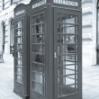 London telephone box — Stock Photo #30129315