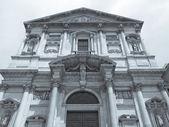 Iglesia de san fedele, milán — Foto de Stock