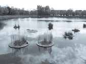 Surrey Water, London — Stock Photo