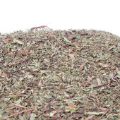 Dried peppermint — Stock Photo